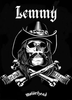 Lemmy by on DeviantArt Heavy Metal Bands, Heavy Metal Music, Rock Posters, Band Posters, Rock Logos, Metallica, Heavy Metal Rock, Pop Rock, Rockn Roll
