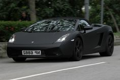 Astonishing Lamborghini Gallardo Spyder Photos Gallery