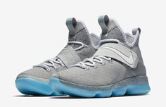 dbc597000db The Nike LeBron 14 Gets a Mag-Inspired Colorway