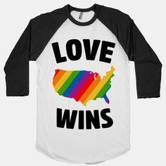 love wins shirt Love Wins T-Shirts, Tank Tops, Sweatshirts and Hoodies HUMAN Pride Outfit, Lesbian Pride, Custom T, Cool Shirts, Printed Shirts, Cool Outfits, Transgender, Pride Clothing, Trans Rights