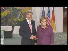 Feb 26, 2013     U.S. Secretary of State John Kerry delivers remarks with German Chancellor Angela Merkel while in Berlin, Germany.   A text transcript can be found at http://www.state.gov/secretary/remarks/2013/02/205191.htm <3