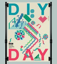 Tag.Werk Branding by Verena Michelitsch   Inspiration Grid   Design Inspiration