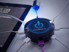 USB Charging Hub by ChargeHub