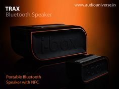 Loose the wires yet, listen to CD quality sound with aptX technology.  The i-box Trax and Max