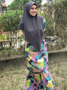 Big Fashion, Fashion 2020, Hijab Fashion, Womens Fashion, Beautiful Girl Body, Beautiful Hijab, Beautiful Women, Moslem, Baggy Clothes