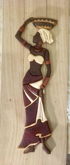 Clay Wall Art, Clay Art, Afrique Art, African Art Paintings, Art Africain, Wood Carving Art, Afro Art, Wooden Art, Mural Art