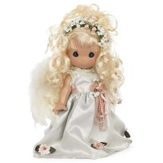 Angel, Blonde - 9in Precious Moments Doll, 3409