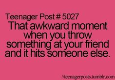 seriously just happened yesterday 0.o