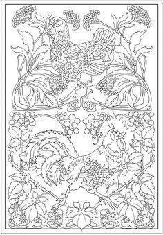Horse Amazing Animals Colouring Pages by Joenay Inspirations