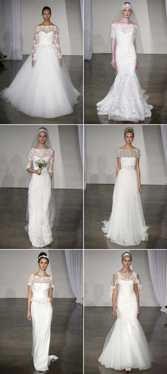 To be married in a Marchesa Gown is a Fantasy and an Honor...a Dream I get to live out!
