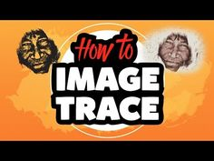 How to Image Trace in Adobe Illustrator CC - YouTube