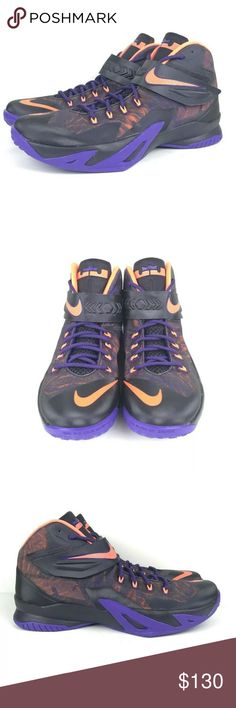 ef57b1b021acd Spotted while shopping on Poshmark  New Nike Zoom Soldier VIII Lebron James  Size 11!