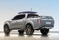 Alaskan: la pick up que Renault fabricará en Argentina - Cars