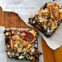 And for all you healthy eaters out there: The Healthy Alternative Brownie. It's still yummy, though! http://www.rewards4mom.com/10-fudgy-tasty-indulgent-brownie-recipes-try/