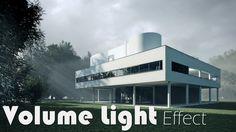 volume light vray environment fog