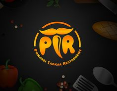 "Check out new work on my @Behance portfolio: ""Punjabi Tadkaa Restaurant…"