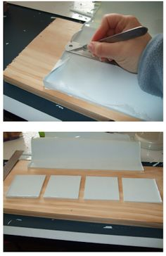 Make your own silicone liners for soap molds - I have a funky size and this is worth a try!