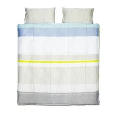 Color Block Bedding, 240 x 220 cm, Yellow
