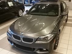 2015 BMW 535i  Mineral Grey Metallic