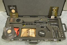 Stag Arms Executive Survival Kit.... Never available to californians lol