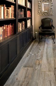 Grey barnwood floors this gives me naughty ideas for my house