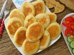 Take 10 Minutes, Add Flavor to Your Breakfast: Spoon Spill - Pancake Recipes Healthy Filling Breakfast, Best Breakfast Recipes, Snack Recipes, Pancake Recipes, Perfect Pancake Recipe, Blueberry Cream Cheese Muffins, Turkish Recipes, Kids Meals, Food To Make