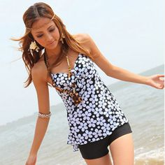 b048a9eb4f Floral Women s Dresses Sexy One Piece Swimwear Women 2013