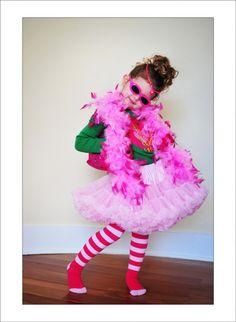 fancy nancy party ideas | Amy Hall » 2009 » February