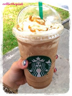 Starbucks Salted Caramel Mocha Frappucino