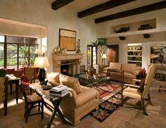 Spanish | Wiseman and Gale Interior Design