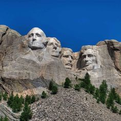 All HOMESCHOOLERS!!!  Go here:  http://www.homeschoolacademy.com/famoushomeschoolers.htm  for a list of more homeschoolers!    Mount Rushmore, South Dakota  MOUNT RUSHMORE USA multicityworldtravel