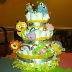 Baby shower cake <a href='/shanamidgley/' title='Shana Midgley'>@Shana Midgley</a>