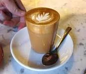 Blue Bottle Coffee Co. latte art
