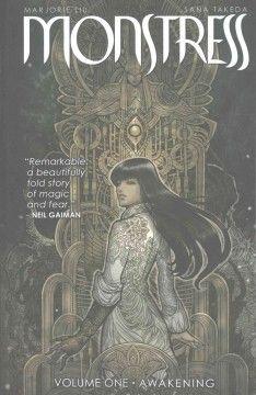 CountyCat - Title: Monstress. Volume one, Awakening