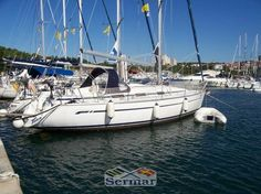 Bavaria 36 barca usata in vendita  10.96 mt x 3.59 mt, 1 x 29 HP Diesel  Barca a vela in vendita su yacht4web   #Bavaria #BavariaSail #BarcheUsate #BavariaYachts #Sail #SailingYacht #Sailing