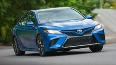 FOX NEWS: 2018 Toyota Camry review: X marks the spot