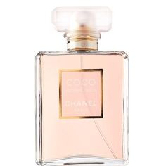 COCO MADEMOISELLE    Sparks of fresh and vibrant Orange immediately awaken the senses. A clear and sensual heart reveals the transparent accords of Grasse Jasmine and May Rose. The scent finally unfurls with the vibrant accents of Patchouli and Vetiver.