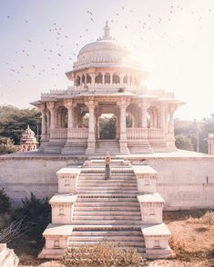 The Perfect Itinerary for Two Months in India - eleanor exploring India The Places Youll Go, Places To Visit, Udaipur India, Jaipur, Magic Places, India Architecture, Gothic Architecture, Ancient Architecture, Amazing India
