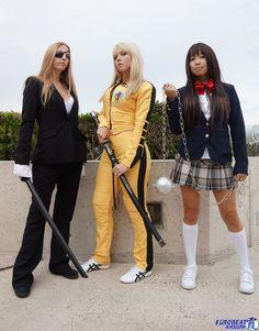 Kill Bill Halloween costumes