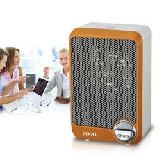 Sogo SS 18295 Mini Fan Heater (Color May Vary) At Rs.599