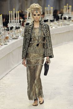 Chanel Pre-Fall 2012 Paris-Bombay