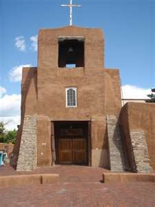 San Miguel Church, Santa Fe, New Mexico, July Oldest Church in . Travel New Mexico, Santa Fe, Pennsylvania, Journey, California, Mansions, Pathways, House Styles, Bridges