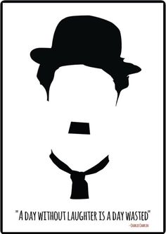 Charlie Chaplin poster Charlie Chaplin art Quote by Redpostbox Disney Fantasy, Charles Spencer Chaplin, Silent Film Stars, Stencil Art, Joker Stencil, Illustrations Posters, Vintage Posters, Art Quotes, Laughter