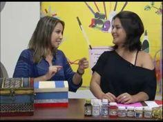 ▶ Baú Mexicano com Latonagem - Passo a Passo 1/3 - YouTube