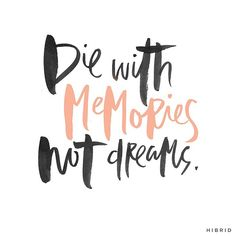 Apologies for all my non-related lettering posts recently, but this is my… Best Inspirational Quotes, Best Quotes, Brush Lettering, Hand Lettering, Quotes To Live By, Life Quotes, Memories Quotes, Typography Quotes, Travel Quotes