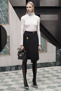 Herbst Winter 15 16 lookbook - Balenciaga