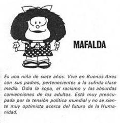 Mafalda Y Sus Amigos | Mafalda y sus amigos