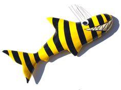 So sieht ein Tiger(enten)Hai wirklich aus!