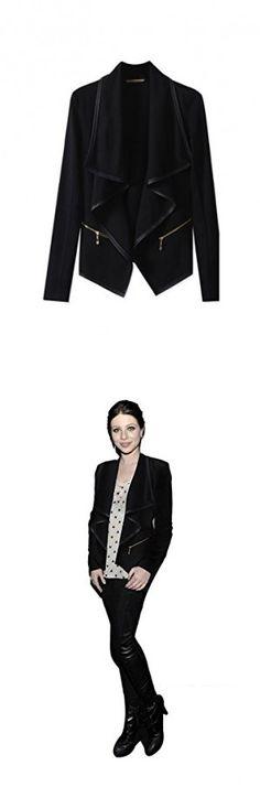 CA Mode Women Cardigan Wrap Blazer Outwear Jacket Faux Pocket Casual Jackets, Wrap Cardigan, Cardigans For Women, Blazer, Pocket, Womens Fashion, Style, Swag, Blazers