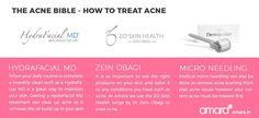 How to treat acne - Acne Treatments Dublin
